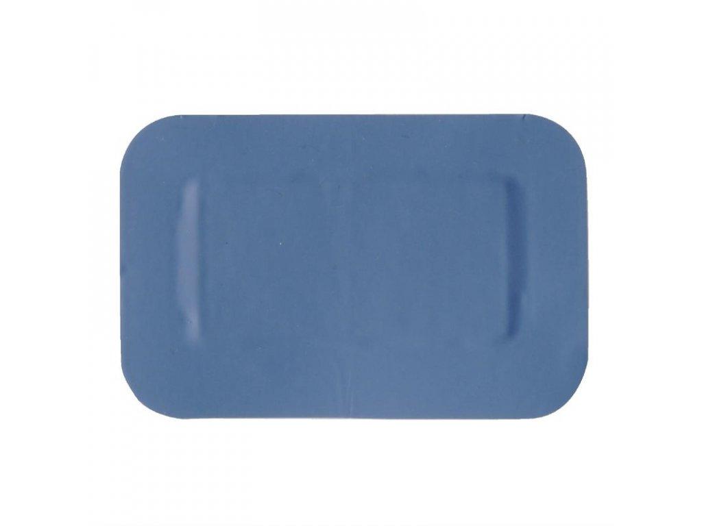 Modré dobře viditelné náplasti