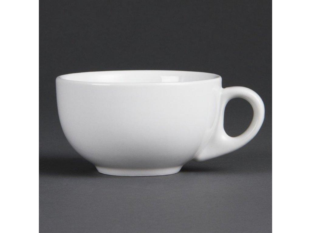 Olympia šálky na cappuccino Whiteware 200ml