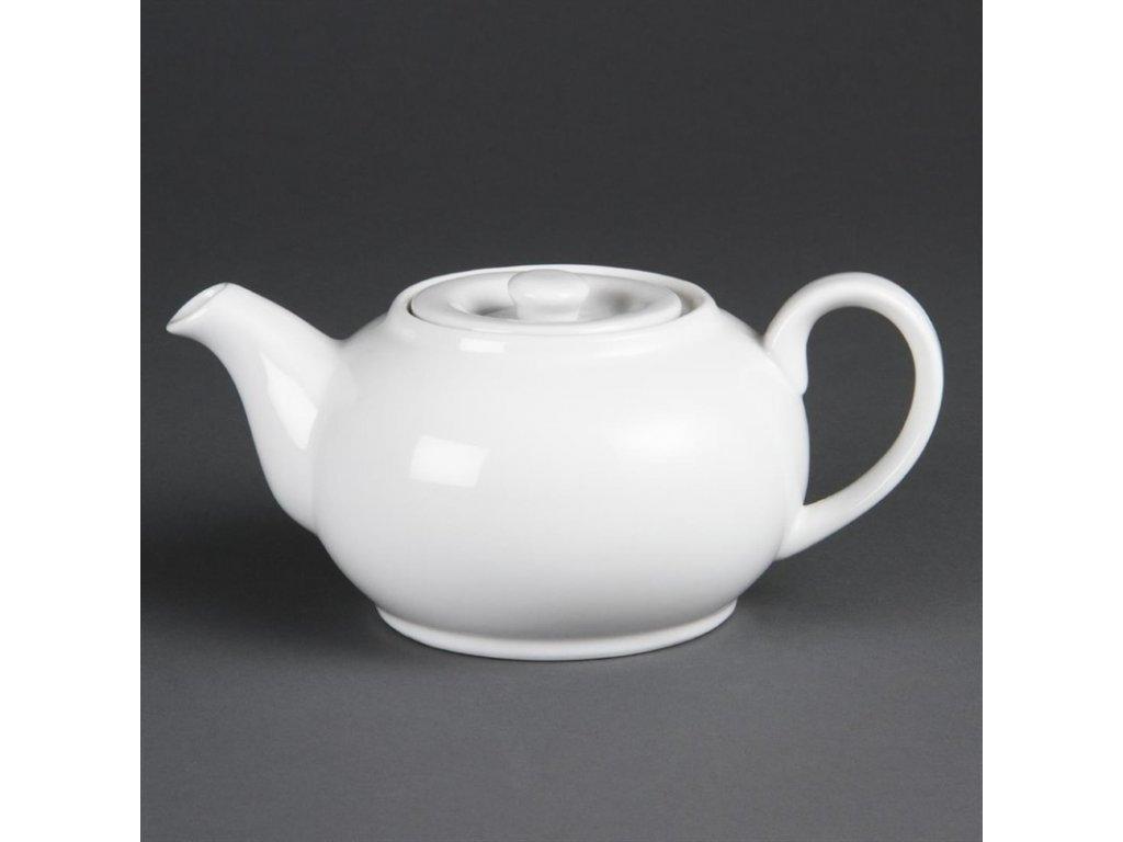 Olympia čajové konvice Whiteware 426ml