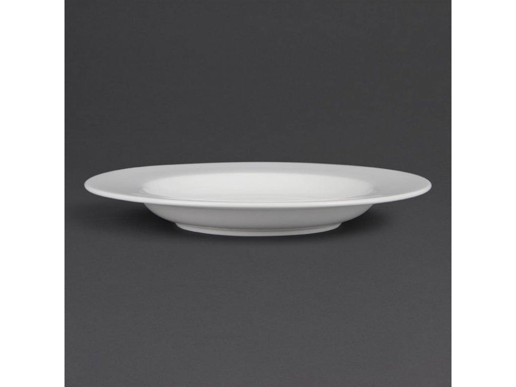 Olympia talíře na těstoviny Whiteware 310mm