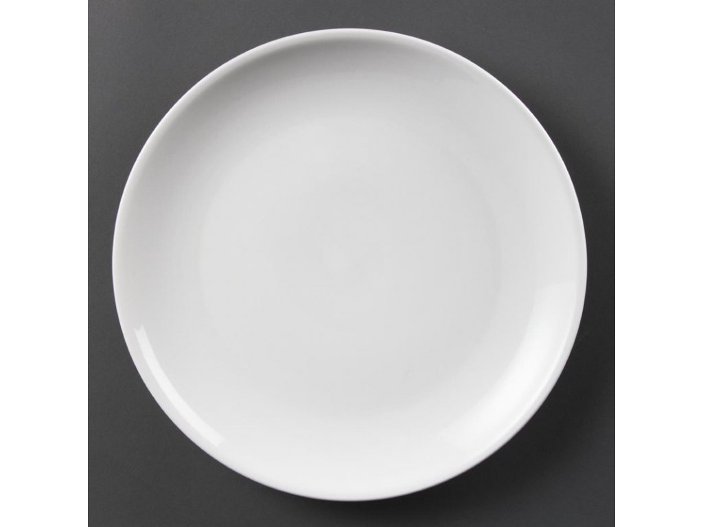 Olympia dezertní talíře Whiteware 280mm