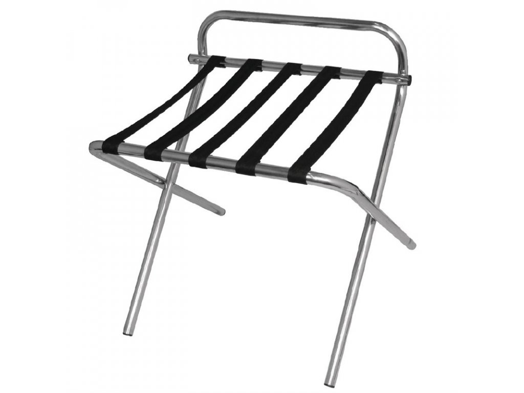 Bolero zaoblená stolička na zavazadla