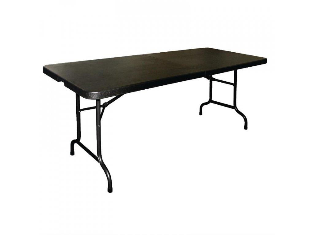 Bolero víceúčelový stůl sklopný ve středu 1829mm černý
