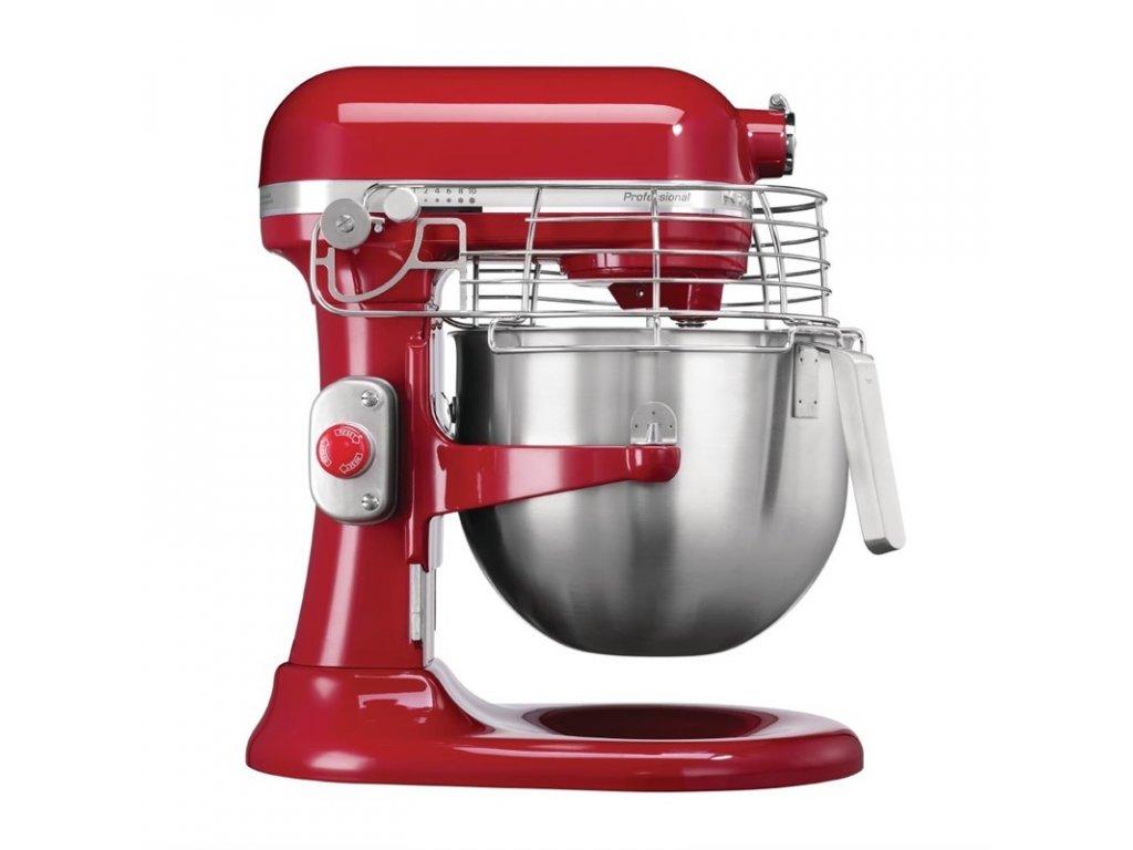 KitchenAid mixér Professional červený