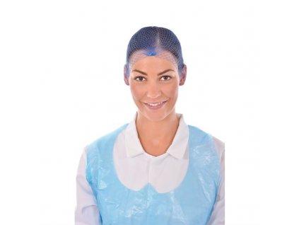 Lion Haircare Sieťka na vlasy svetlomodrá