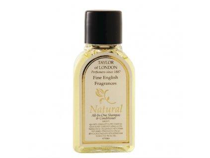 Šampon a kondicionér řady Natural