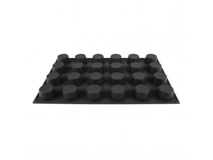 Silikonová nepřilnavá forma Pavoflex - 24 muffinů