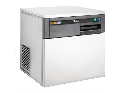 Whirlpool vzduchom chladený kompaktný výrobník ľadu