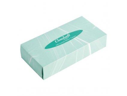 Obdélníkový box na kapesníky
