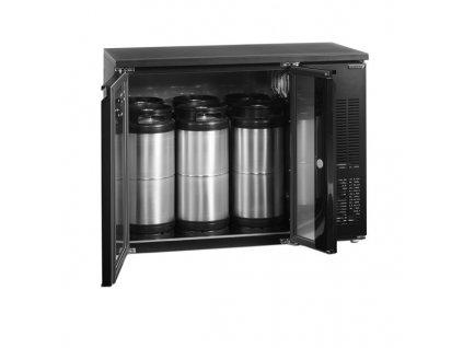 Chladiaci minibar CKC6 KEG Cooler