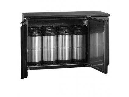 Chladiaci minibar CKC8 KEG Cooler