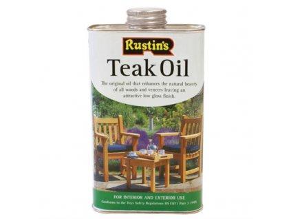 Teakový olej 1L