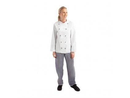 Whites unisex kuchařský rondon Chicago s dlouhým rukávem