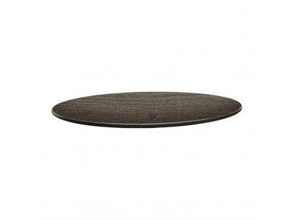 Topalit kruhová stolová doska  800mm