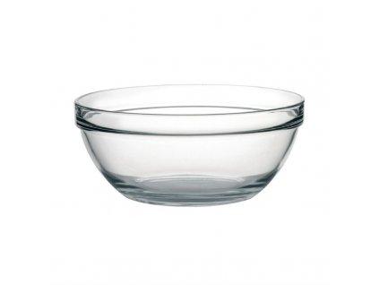 Kuchařská skleněná mísa 260mm