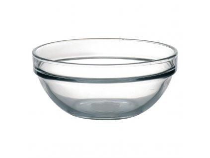 Kuchařská skleněná mísa 120mm