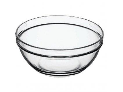 Kuchařská skleněná mísa 90mm