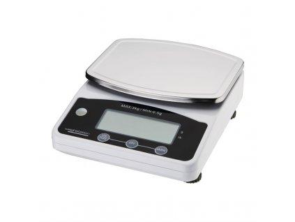 Weighstation elektronická váha s vážicí plochou 3kg