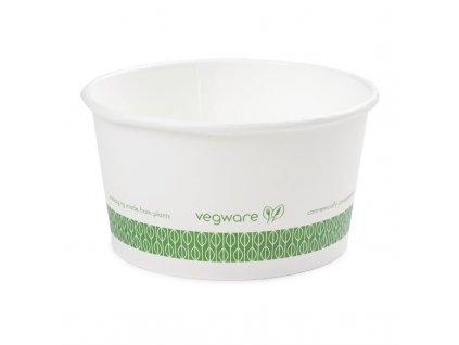 Vegware kompostovatelná nádoba na polévku 350ml