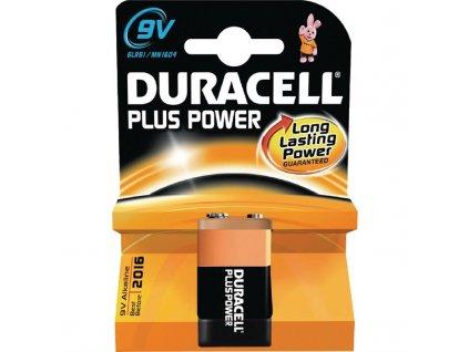 Duracell 9V baterie