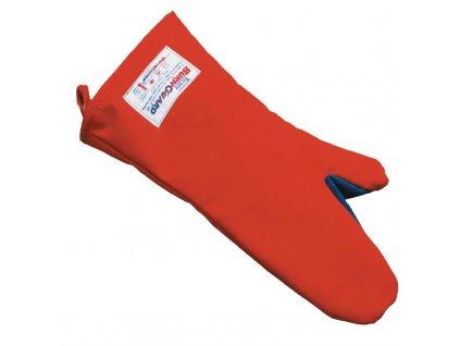 Burnguard pekařská rukavice z ze směsi polyesteru a bavlny 380mm