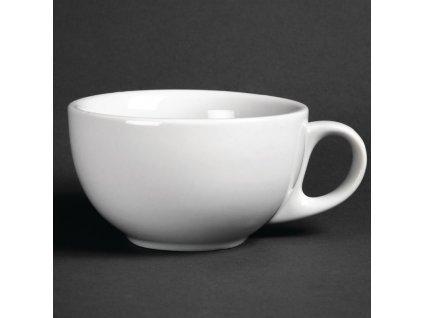 Athena Hotelware šálky na cappuccino 12ks