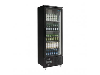 Polar barová chladiaca skriňa s jednokrídlovými dverami  307l