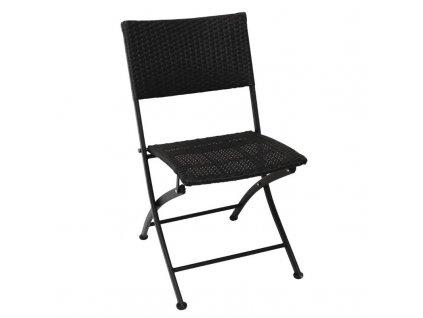 Bolero sada skladacích prútených stoličiek- 2ks