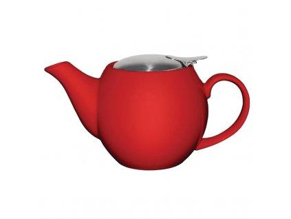 Olympia čajová konvice Cafe červená 510ml
