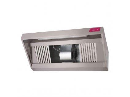 Nerezový digestor 2500(Š)mm