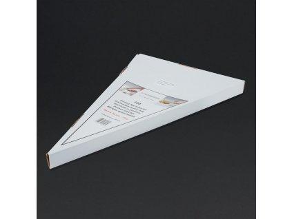 Schneider zdobicí sáčky jednorázové bílé 54,5cm sada 100ks
