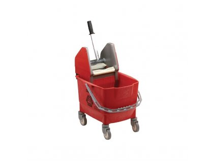 Rubbermaid Kentucky kbelík na mop červený