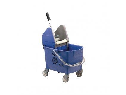 Rubbermaid kbelík na mop Kentucky modrý