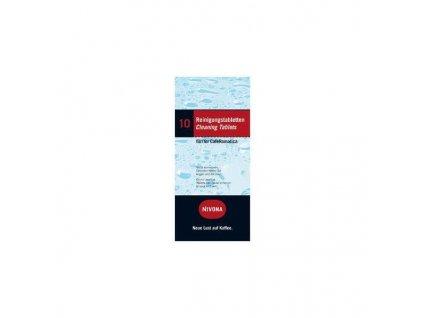 Čistiace tablety NIRT 701 pre CafeRomatica