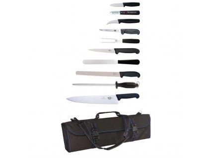 Victorinox 11 dielna sada nožov + púzdro