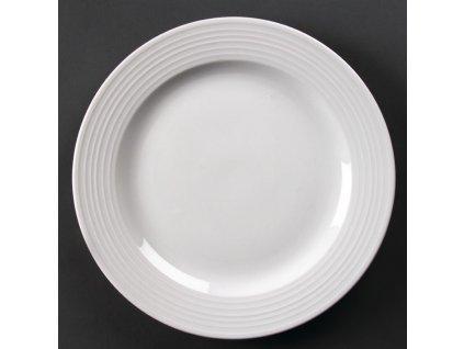 Olympia talíře Linear se širokým okrajem 310mm