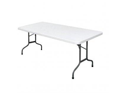 Bolero viacúčelový stôl skladací obdĺžnikový 1,8m