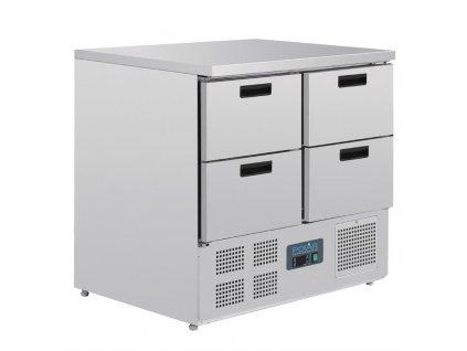 Polar kompaktný chladiaci stôl 240l