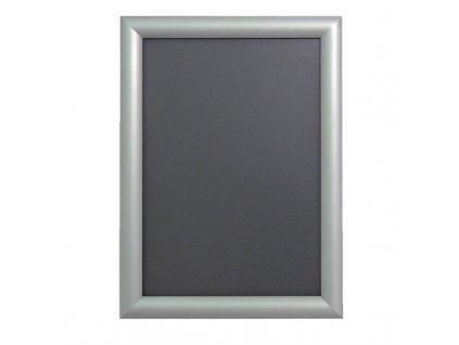Nasazovací rám hliníkový pro zobrazení nabídky A4