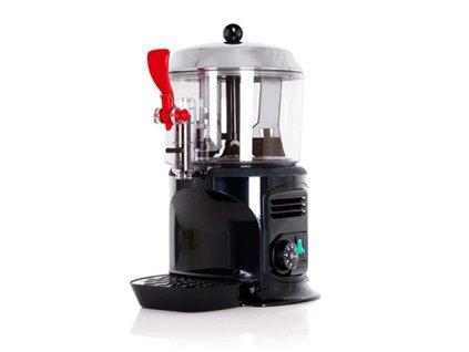 Výrobník horúcej čokolády DELICE BLACK 3