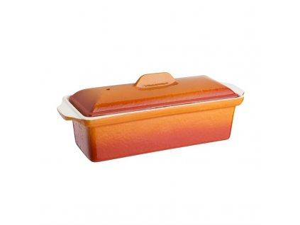 Vogue terina na paštiku oranžová 1,3l
