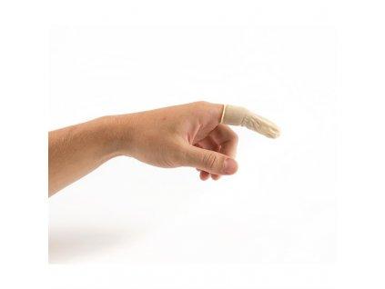 Voděodolný ochranný návlek na prst