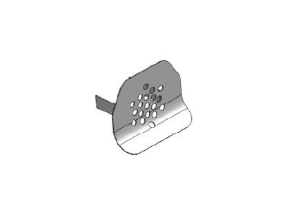 GASTRO HAAL sitko pred výtokový ventil