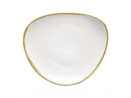 Olympia Kiln Trojuholníkový tanier 16,5cm (6 kusov)