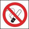 Cedulka se symbolem zákazu kouření