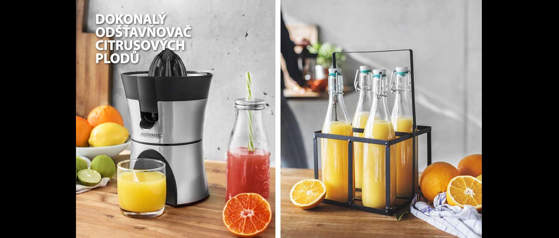 Odšťavňovač citrusových plodů