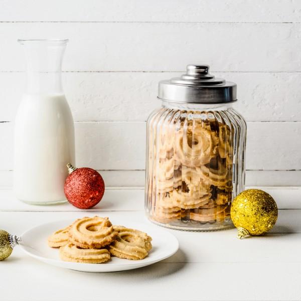 Křehké sušenky