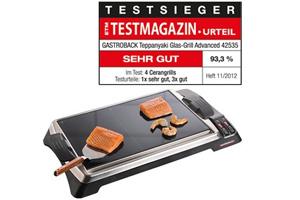 Stolní grill Teppanyaki Gastroback 42535