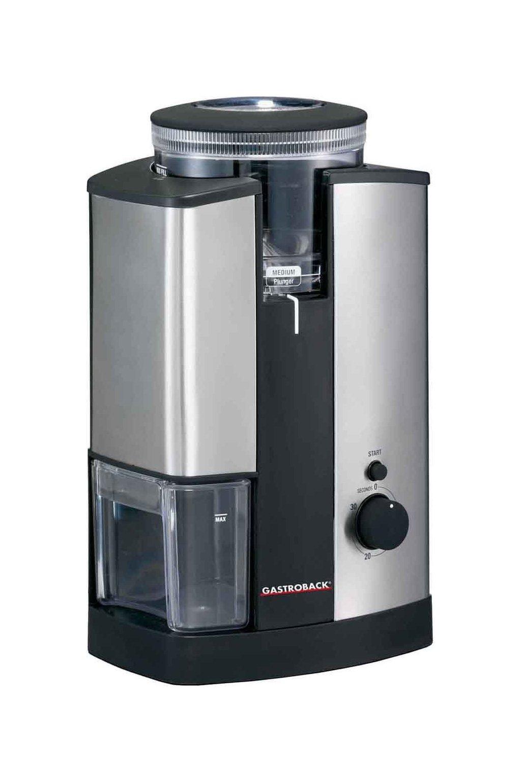 130952 elektricky mlynek na kavu gastroback 42602