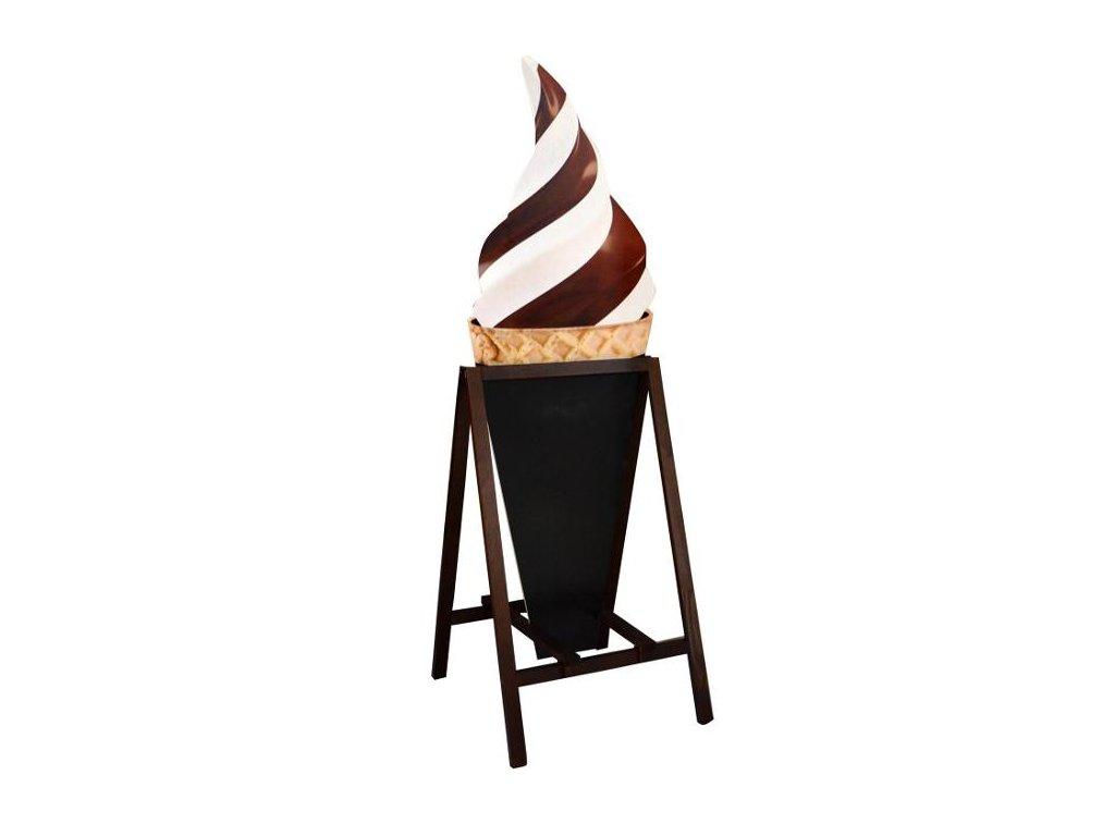 vodeodolny barvity reklamni poutac stojan acko tocena zmrzlina